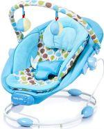 Dětské houpací lehátko Baby Mix - modrá AKCE !!! od www.firkon 3e3ff35ac5