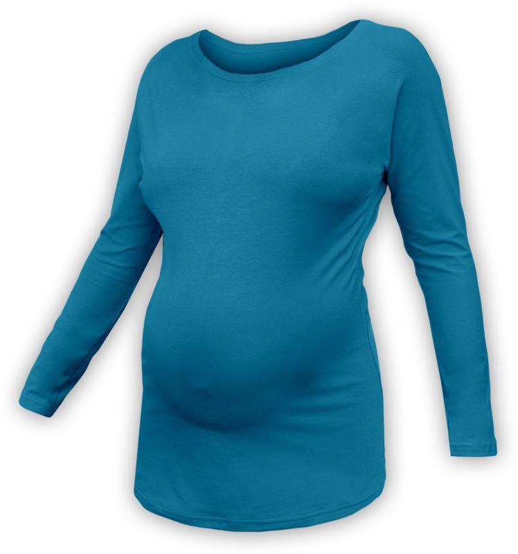 6b9c51a0708f Těhotenské tričko s netopýřími rukávy